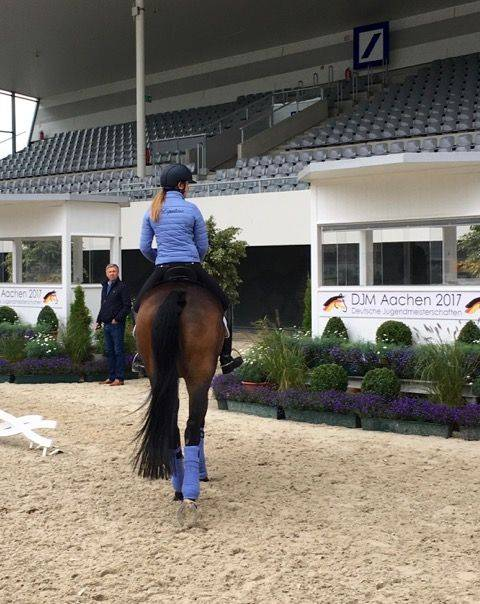 DJM Aachen Paula Training